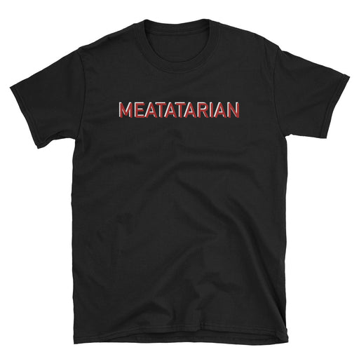 Meatatarian Short-Sleeve T-Shirt