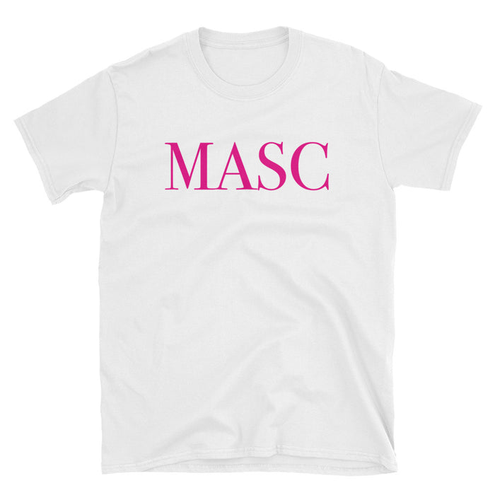 Masc Short-Sleeve T-Shirt Beauty/ Make Up