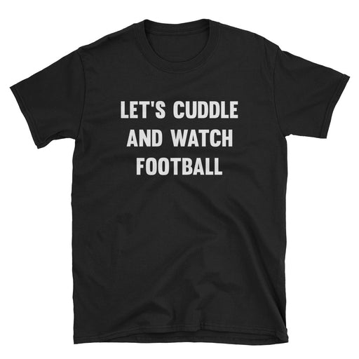 Let's Cuddle Short-Sleeve T-Shirt