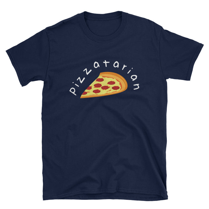 Pizzatarian Short-Sleeve T-Shirt