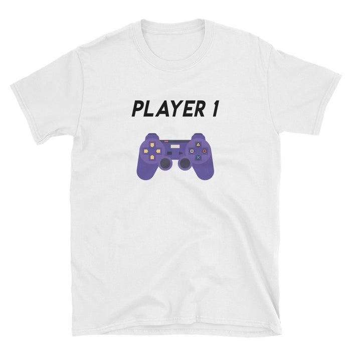 Player 1 Short-Sleeve T-Shirt