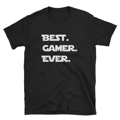 Best Gamer Ever Short-Sleeve T-Shirt