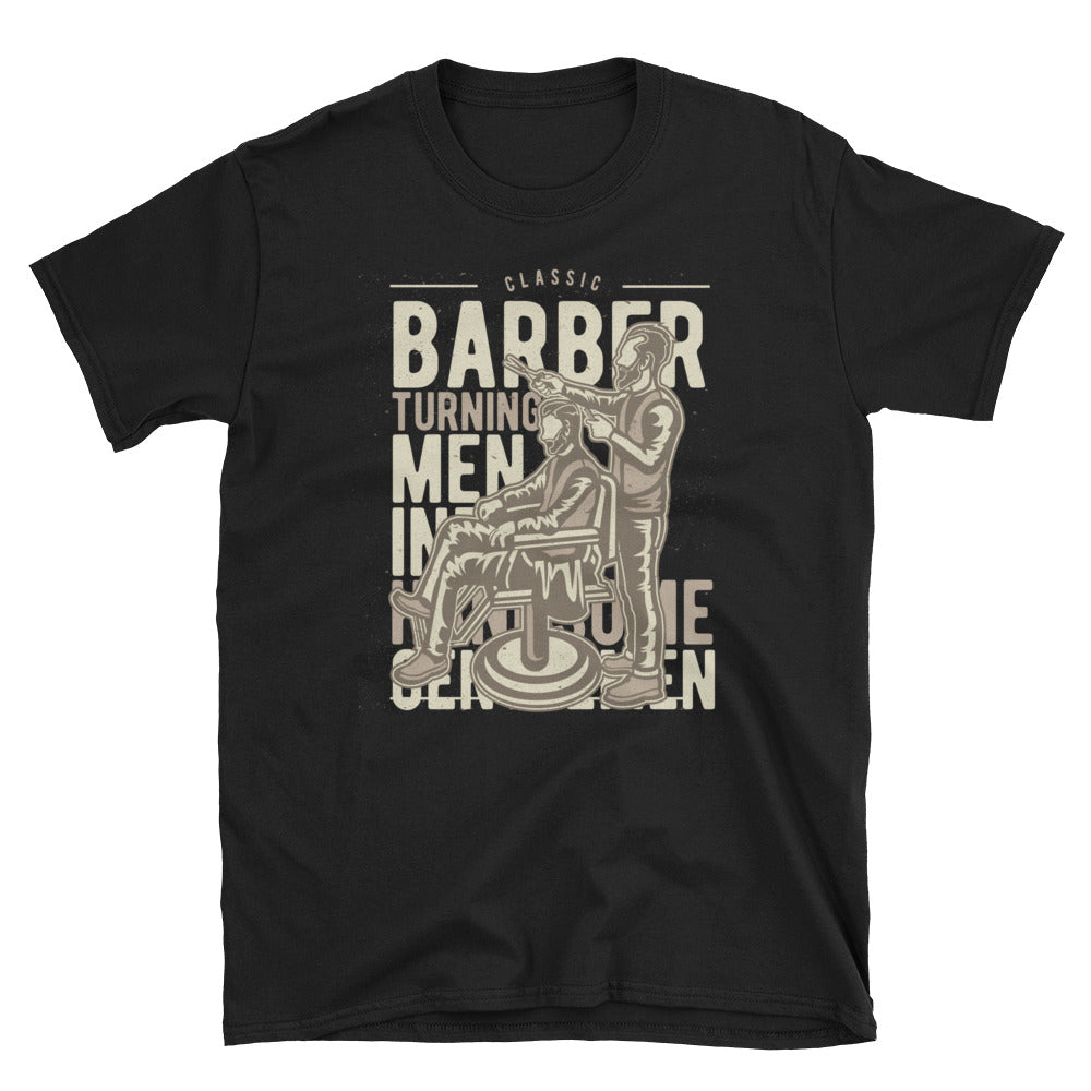 Barber Short-Sleeve T-Shirt