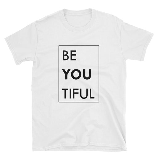 Be You Tiful Short-Sleeve T-Shirt Beauty