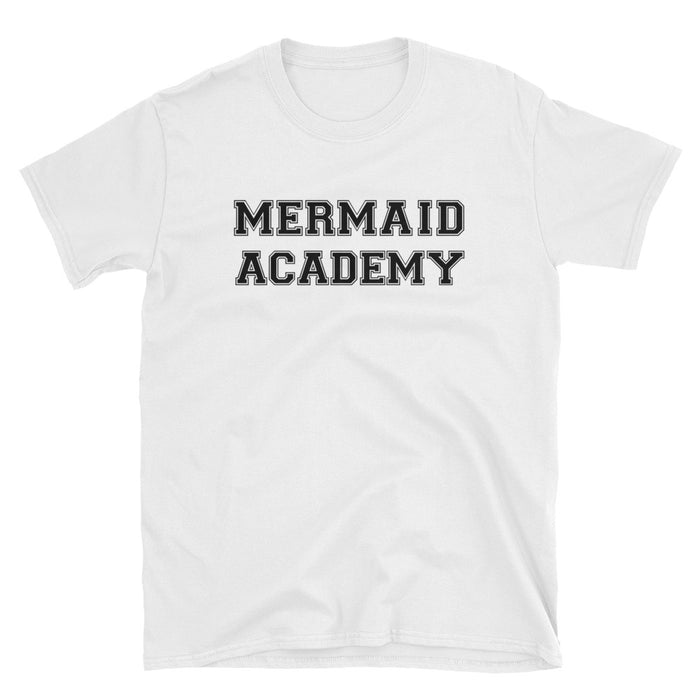 Mermaid Academy Short-Sleeve T-Shirt