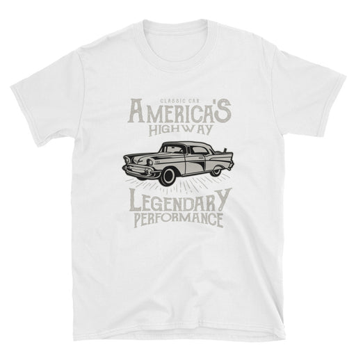 America's Highway Short-Sleeve T-Shirt