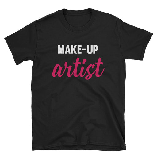 Make Up Artist Short-Sleeve T-Shirt