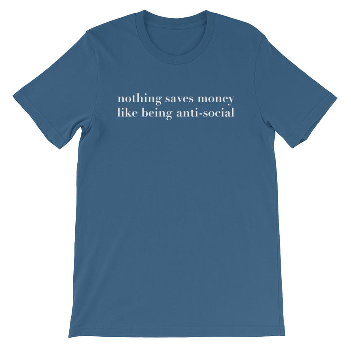 Anti-Social Short-Sleeve T-Shirt