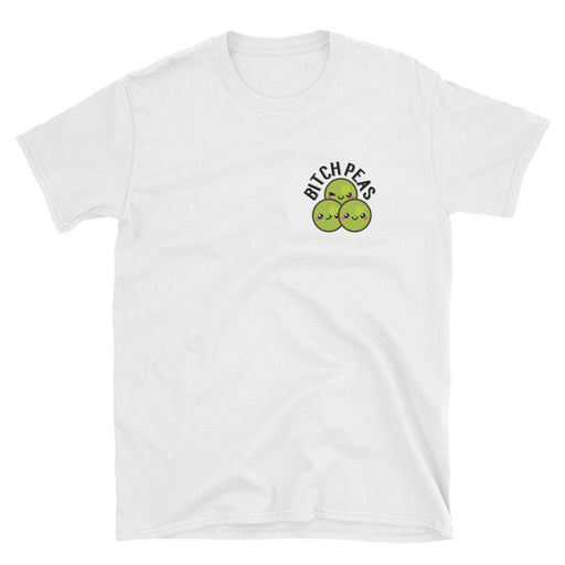 Bitch Peas Short-Sleeve T-Shirt