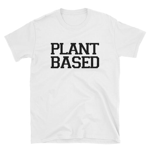Plant Based Short Sleeve T-Shirt