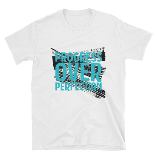 Progress Over Perfection Short-Sleeve T-Shirt