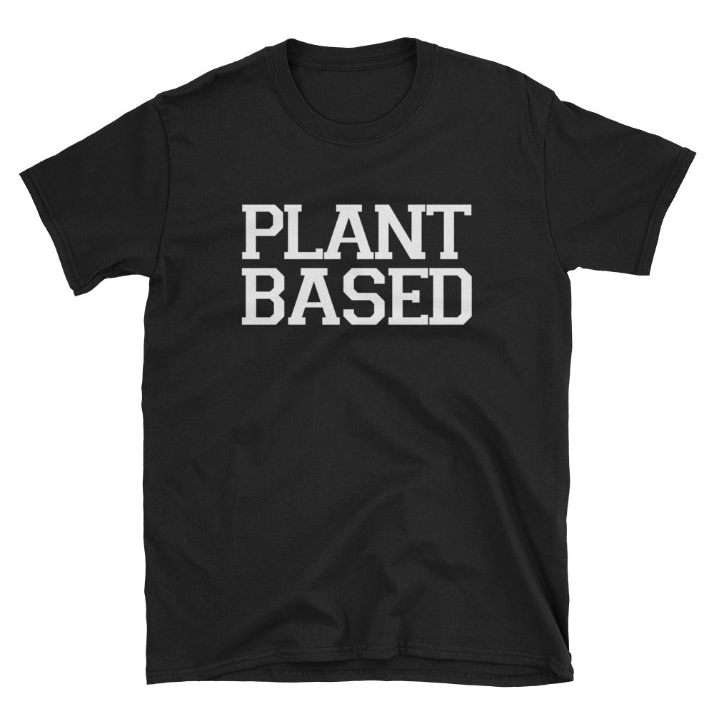 Plant Based Short-Sleeve T-Shirt