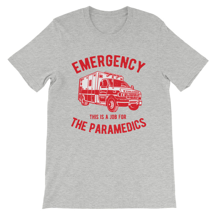Emergency Short-Sleeve T-Shirt