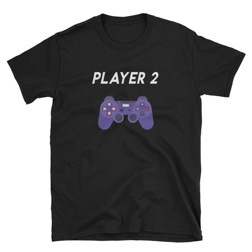 Player 2 Short-Sleeve T-Shirt
