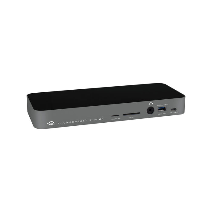 OWC Thunderbolt 3 Dock (Space Grey)