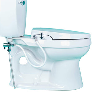 Sensational Genie Bidet Seat Self Cleaning Dual Nozzles Free Pdpeps Interior Chair Design Pdpepsorg