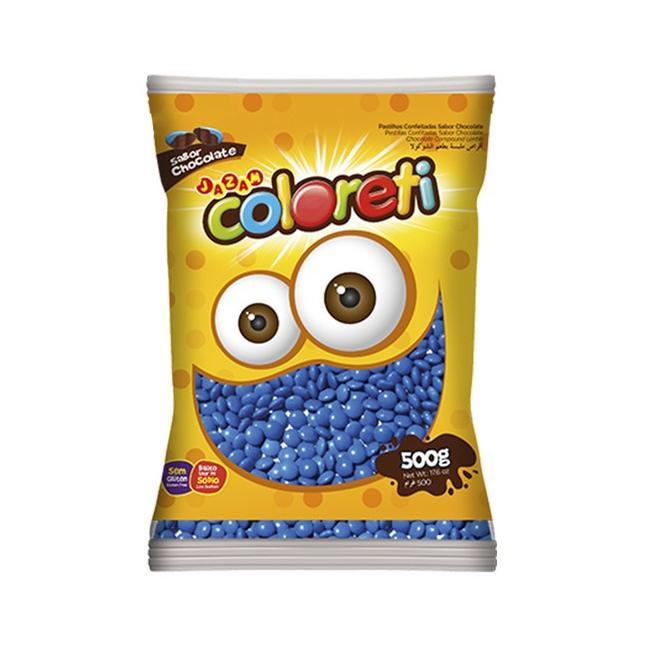 Coloreti Mini Azul 500g - Jazam