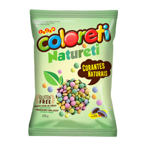Coloreti Natureti 250g - Jazam