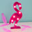 Luminoso Flamingo 3D LED