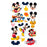 Mini Personagens Decorativos Mickey Mouse c/17 - Regina Festas