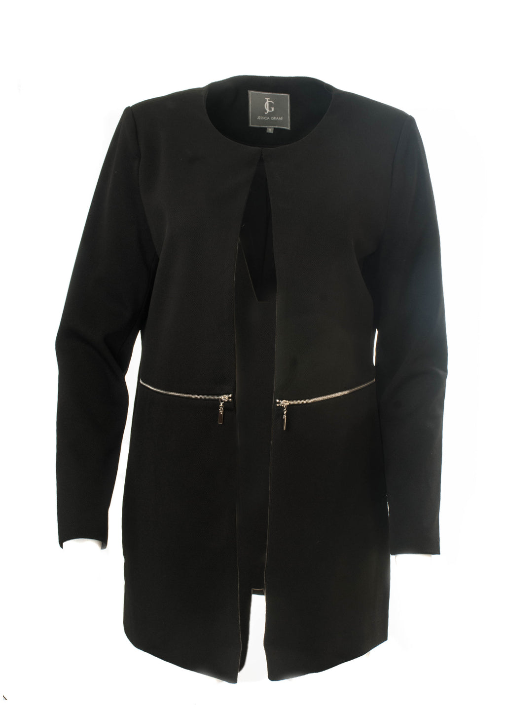 TAILORED LONG LINE JACKET
