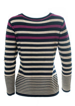Raised Stripe Sweater
