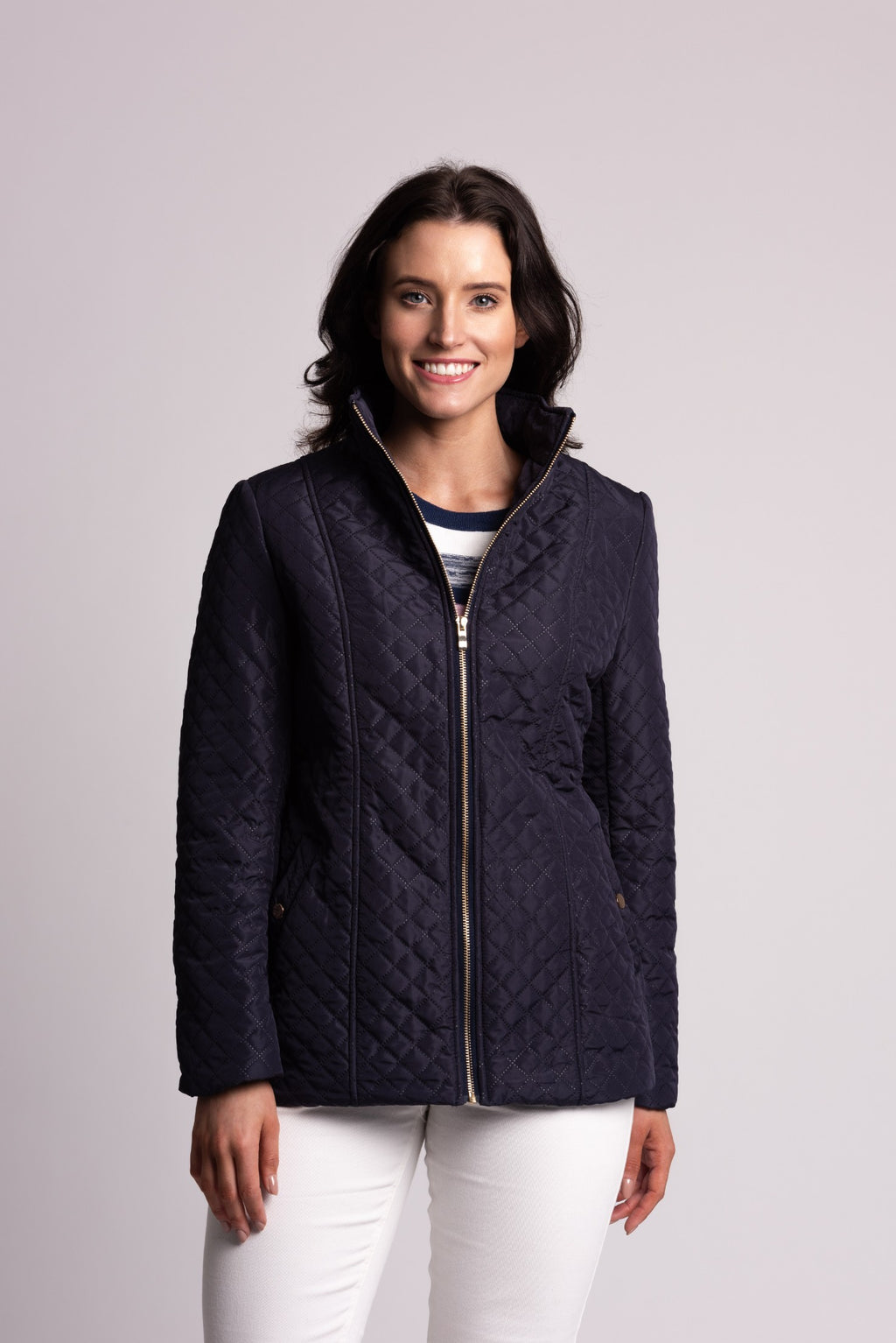 DIAMOND HEAT QUILT JACKET