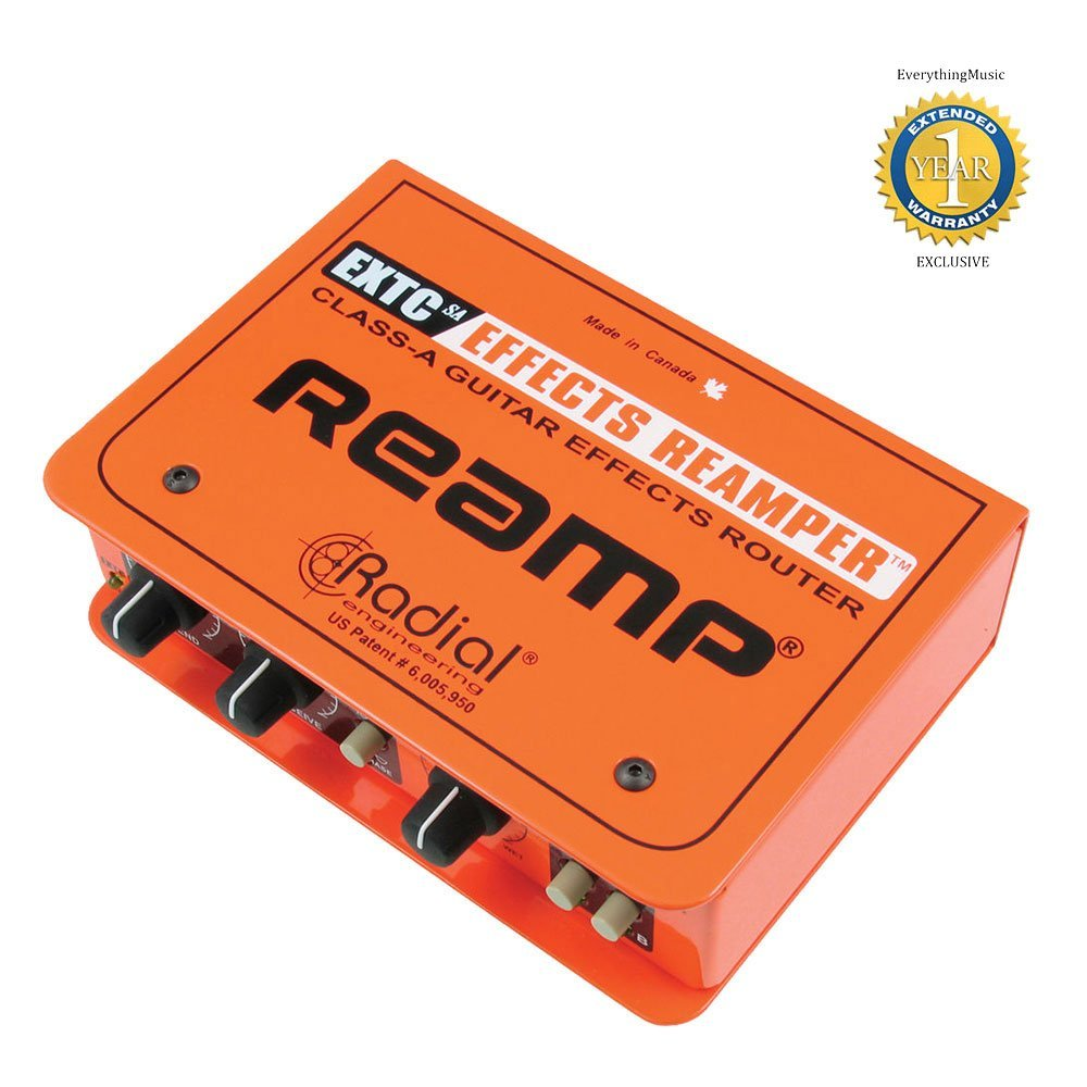 radial engineering r800 1420 extc sa guitar effects reamp interface with 1 year free extended. Black Bedroom Furniture Sets. Home Design Ideas