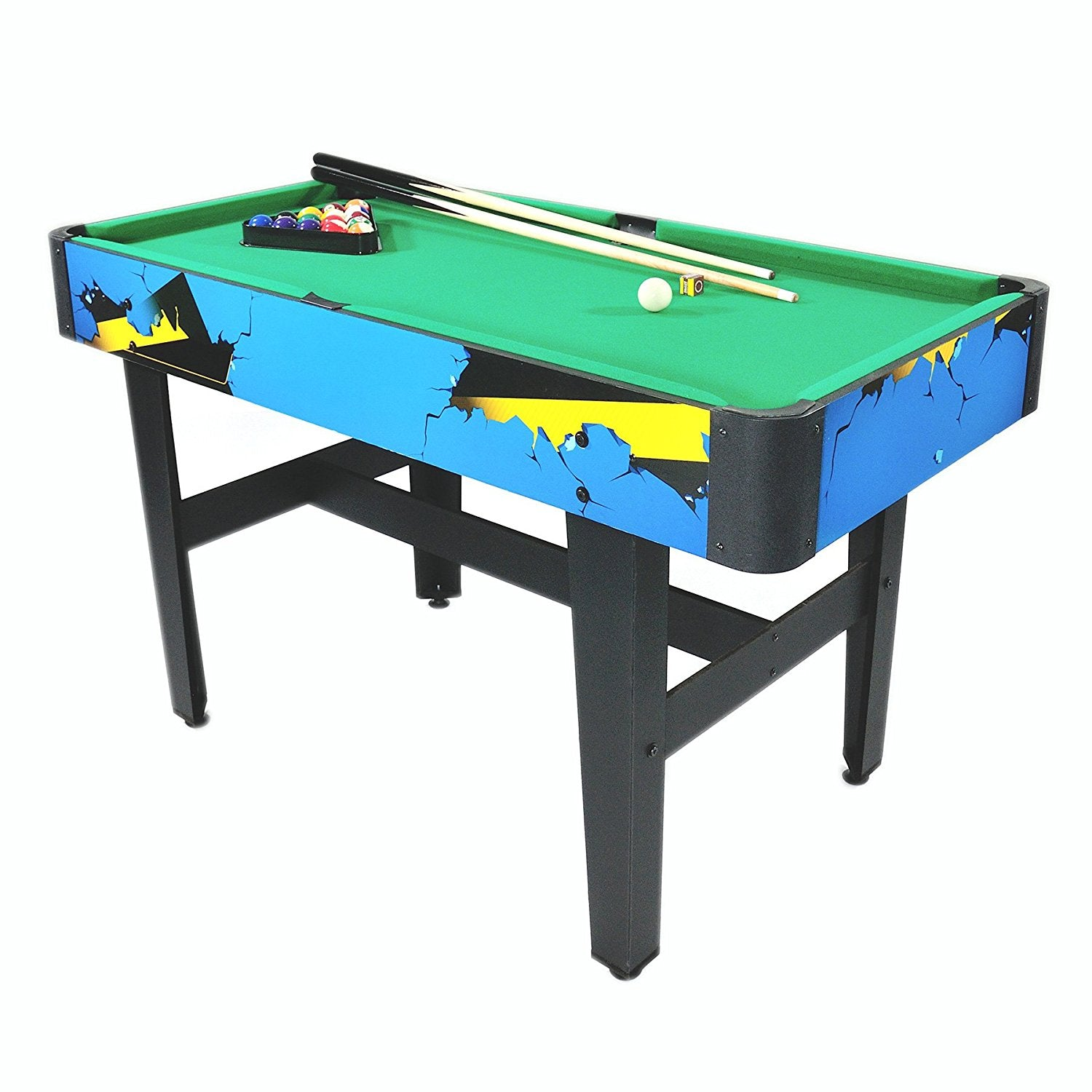 4 In 1 Combo Game Table, Hockey Foosball Table ...