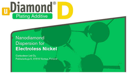uDiamond® Plating Additive for Electroless Nickel