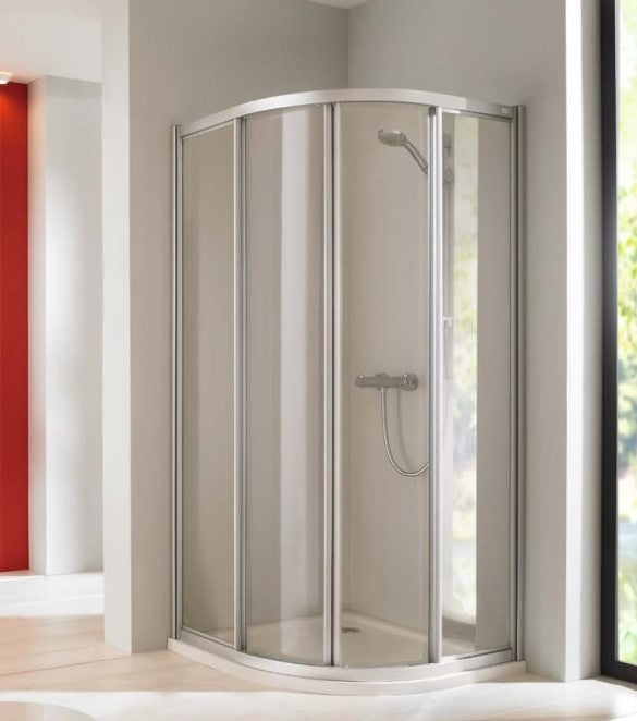 Huppe Classics Elegance 1000mm Quadrant Enclosure
