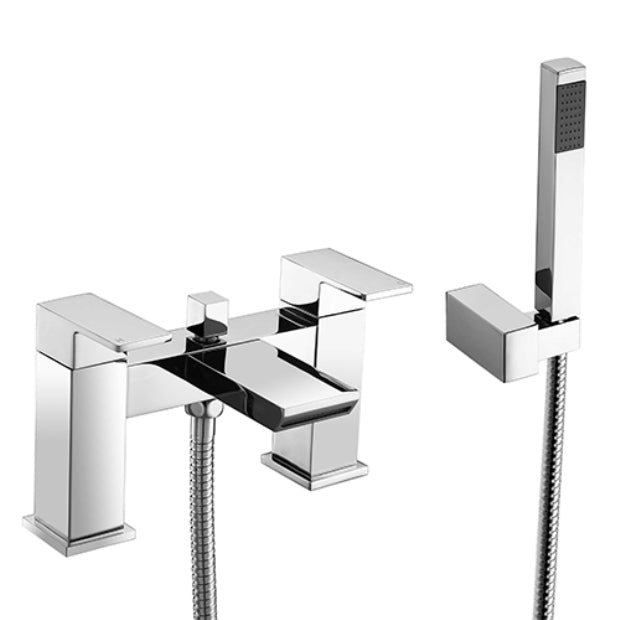 Eve Bath Shower Mixer Chrome
