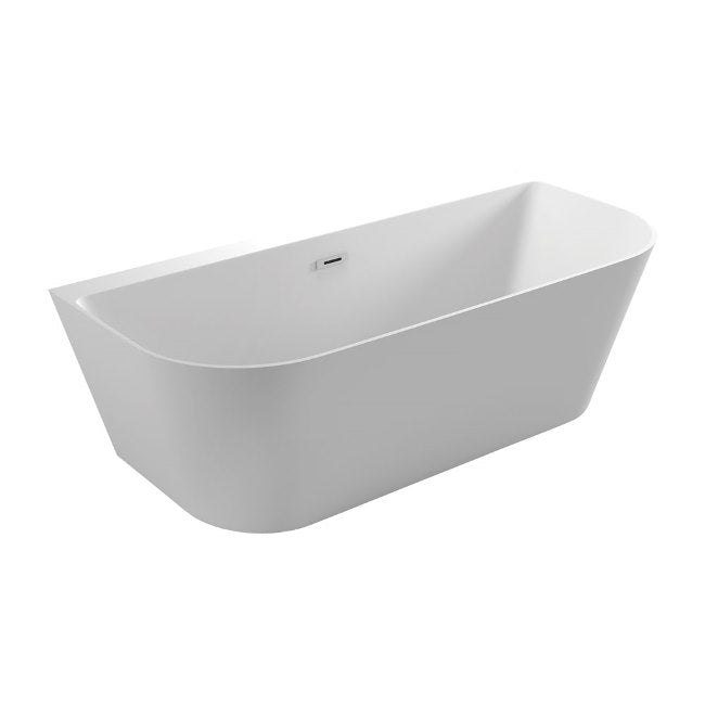 Linton Freestanding back-To-Wall Bath 1500 x 740mm