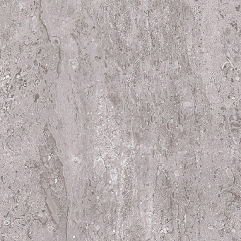HD Parallel Dark Grey Stone Effect Floor Tiles, Box of 4
