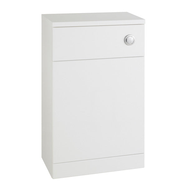 Encore 500mm WC Unit 300mm Deep White Gloss