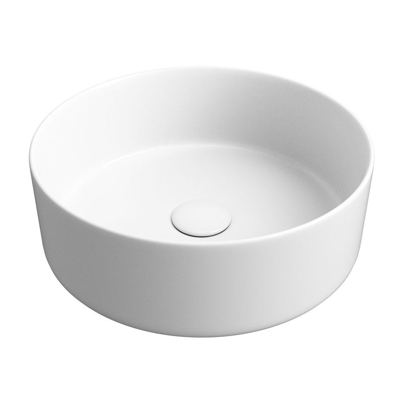 Luxey Matt White Washbowl