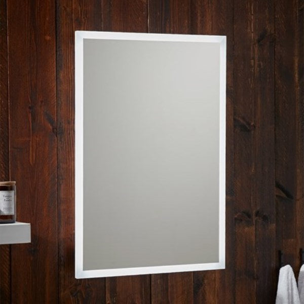 Mosca Bluetooth LED Mirror - Leeds Clearance Bathrooms