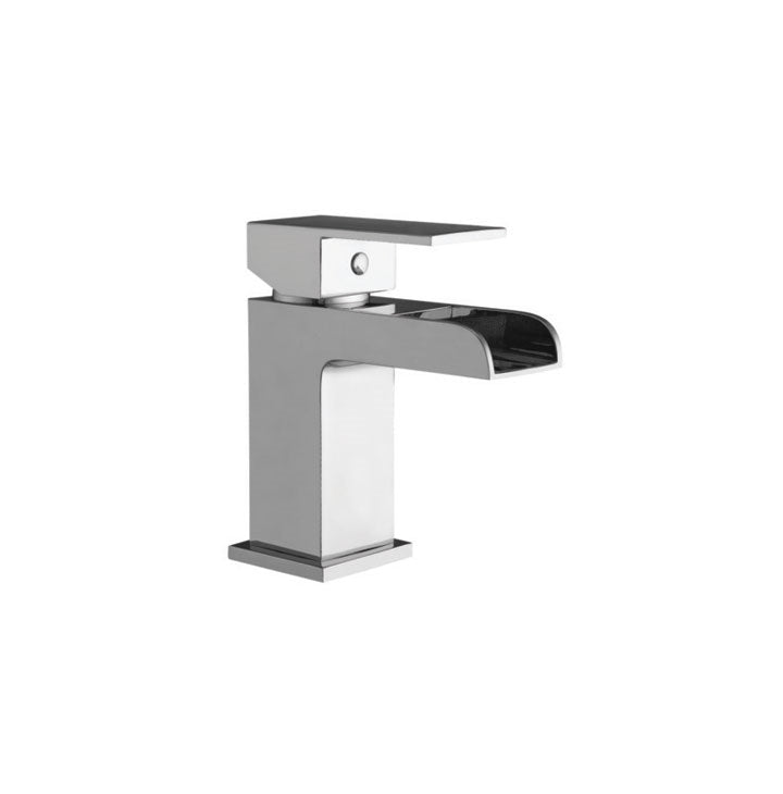 Victoria Mini Mono Basin Mixer Chrome