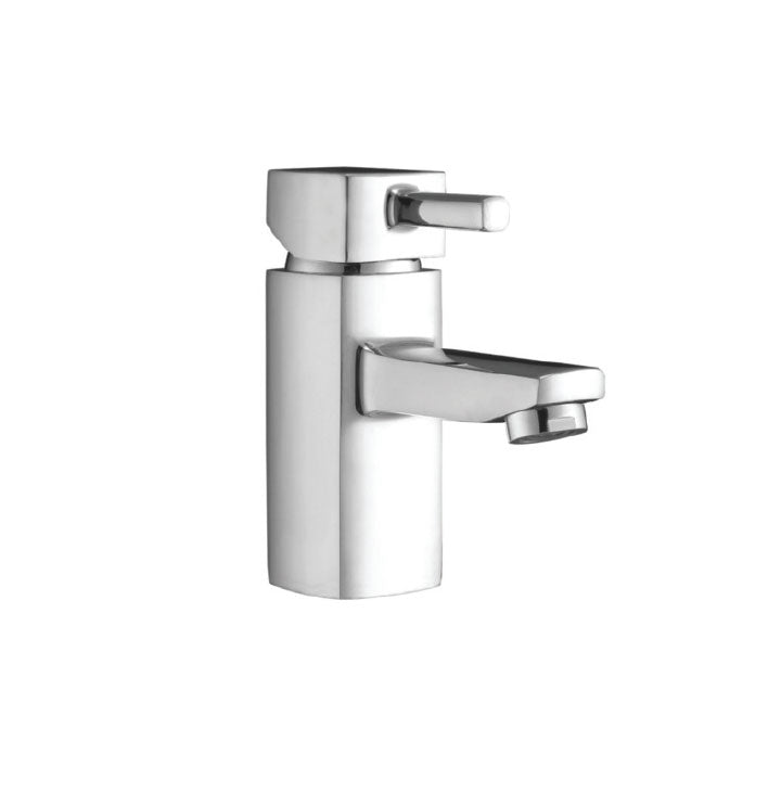 Forme Mono Basin Mixer Chrome
