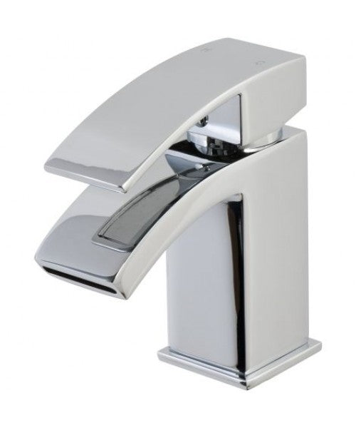 Descent Mini Mono Basin Mixer Chrome