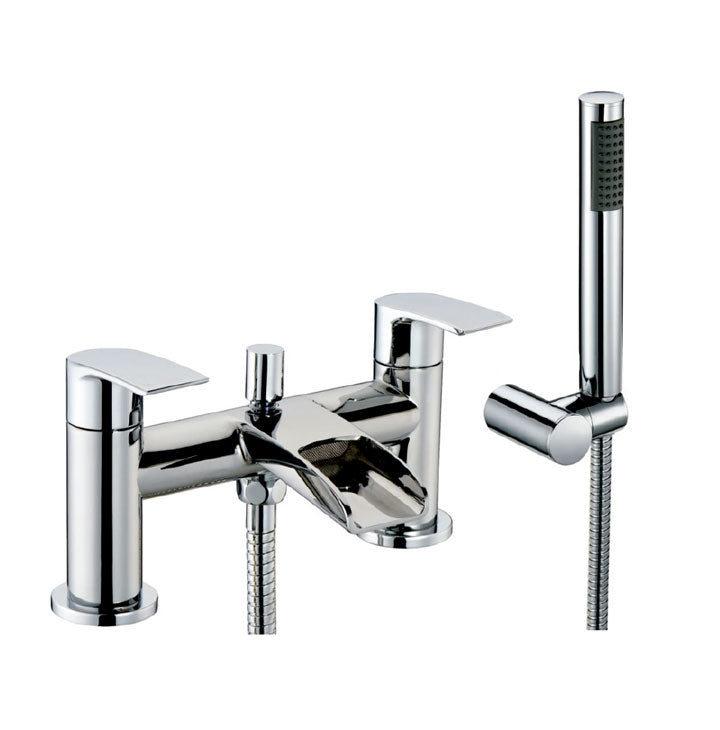 Monument Bath Shower Mixer Chrome