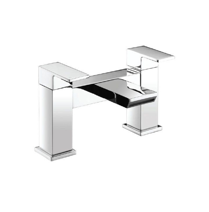 Eve Bath Filler Chrome