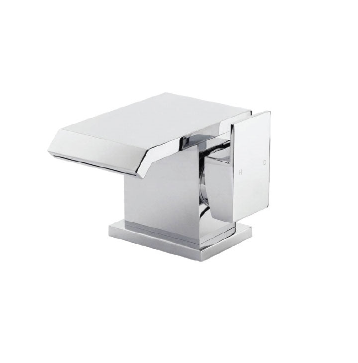Miami Mono Basin Mixer Chrome