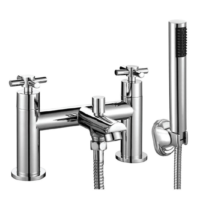 Kross Bath Shower Mixer Tap Chrome