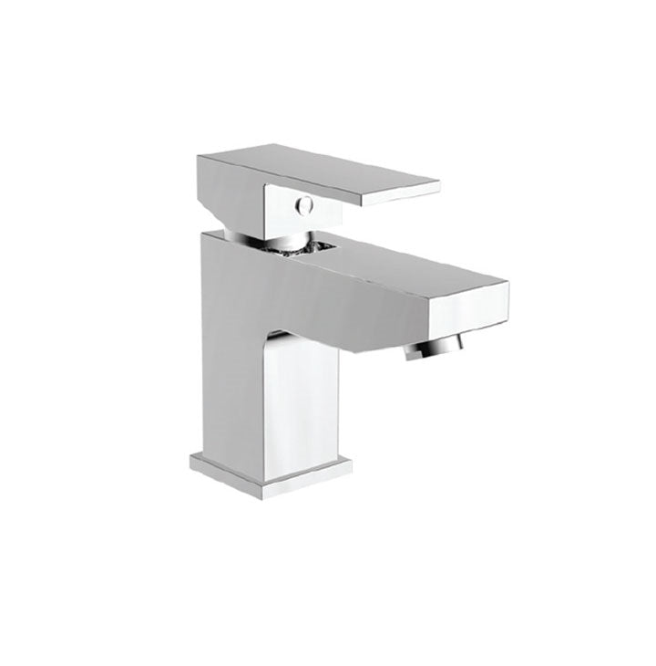 Lanza Mono Basin Mixer Chrome