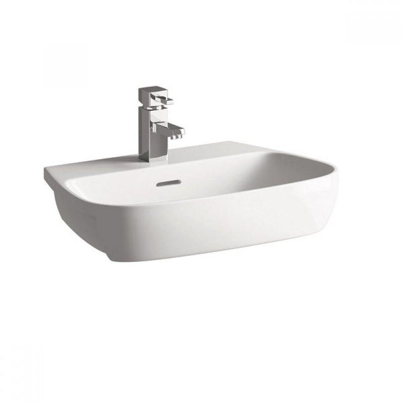 Amyris 605mm Semi Recess Basin