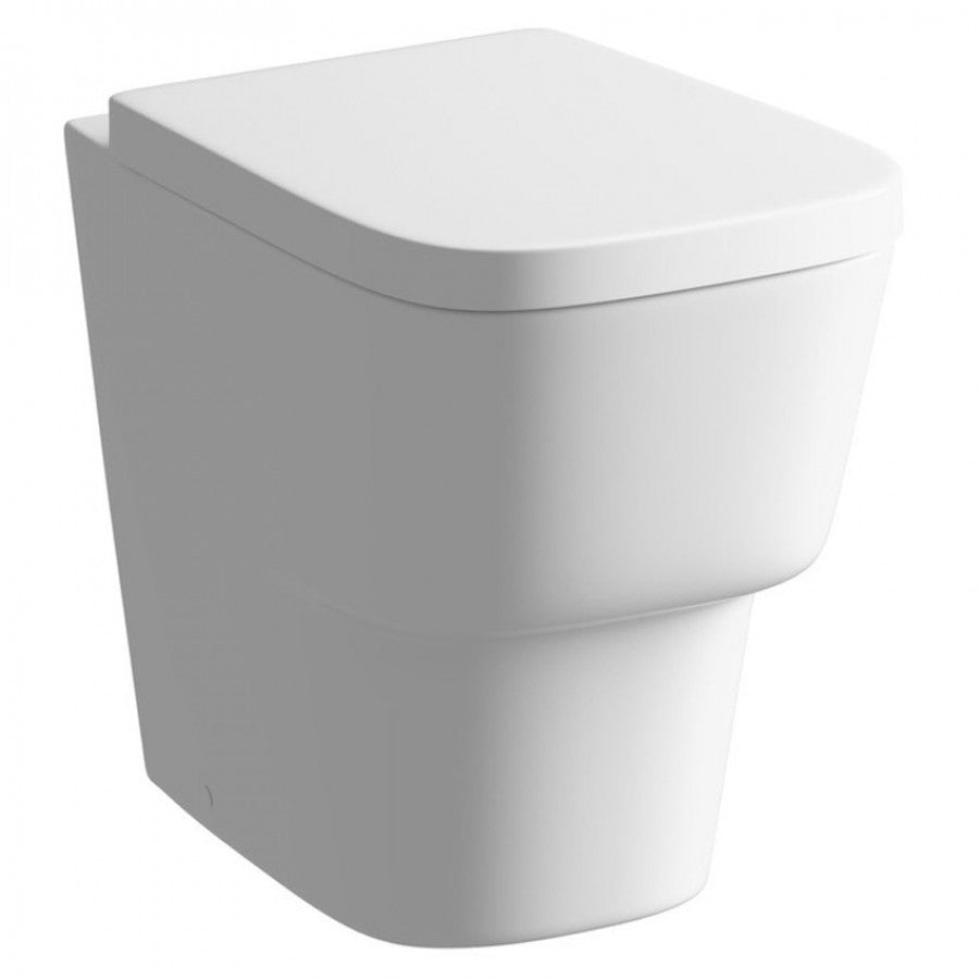 Amyris BTW Toilet with Soft Close Seat