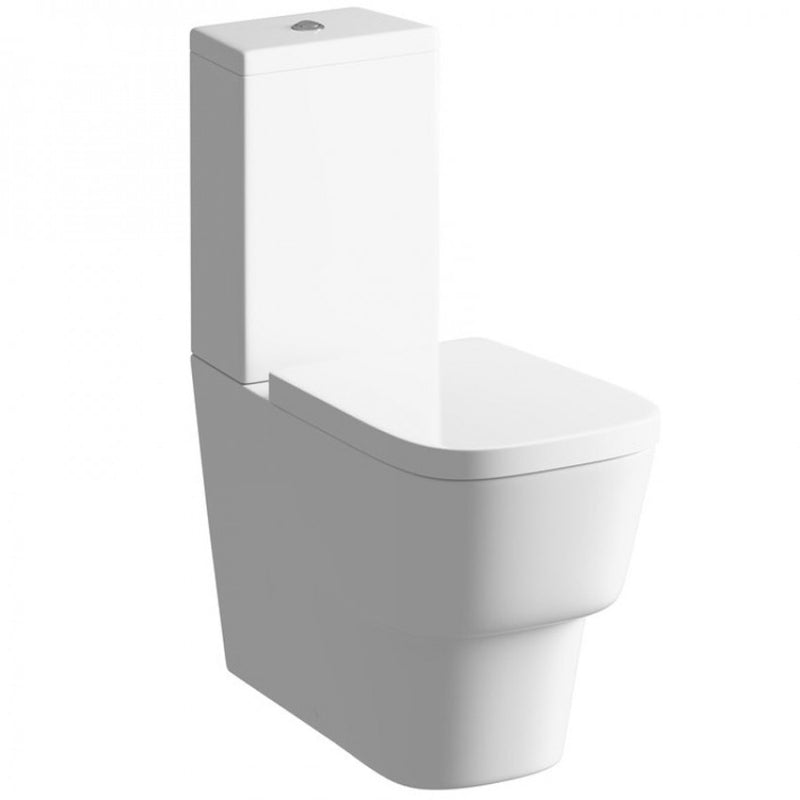 Amyris Close Coupled Toilet with Soft Close Seat