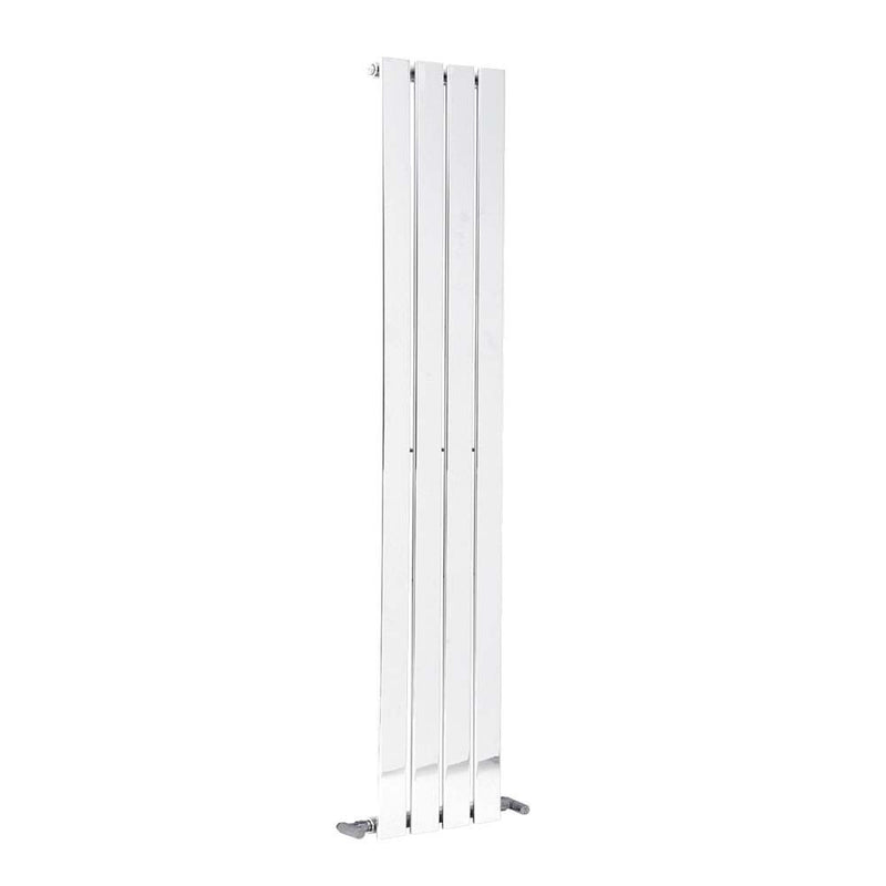Attika Chrome Vertical Radiator 300 x 1800mm