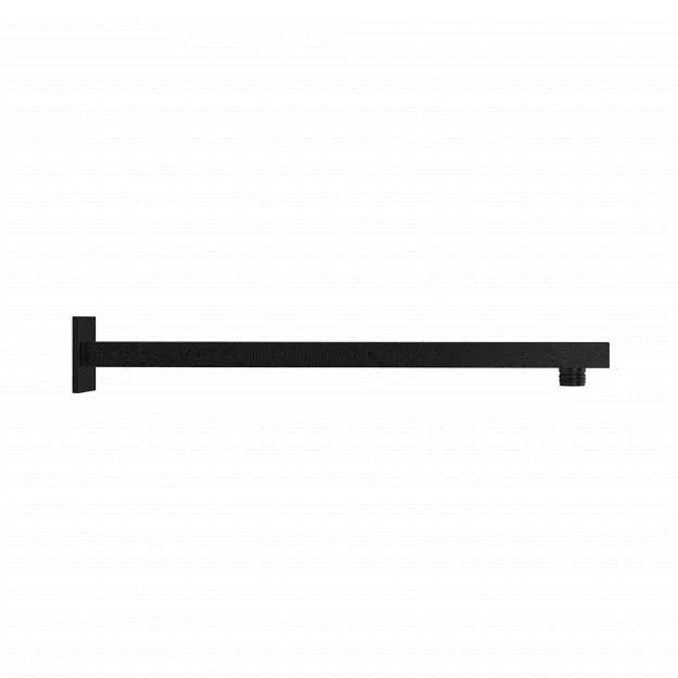 Square Wall Arm Black